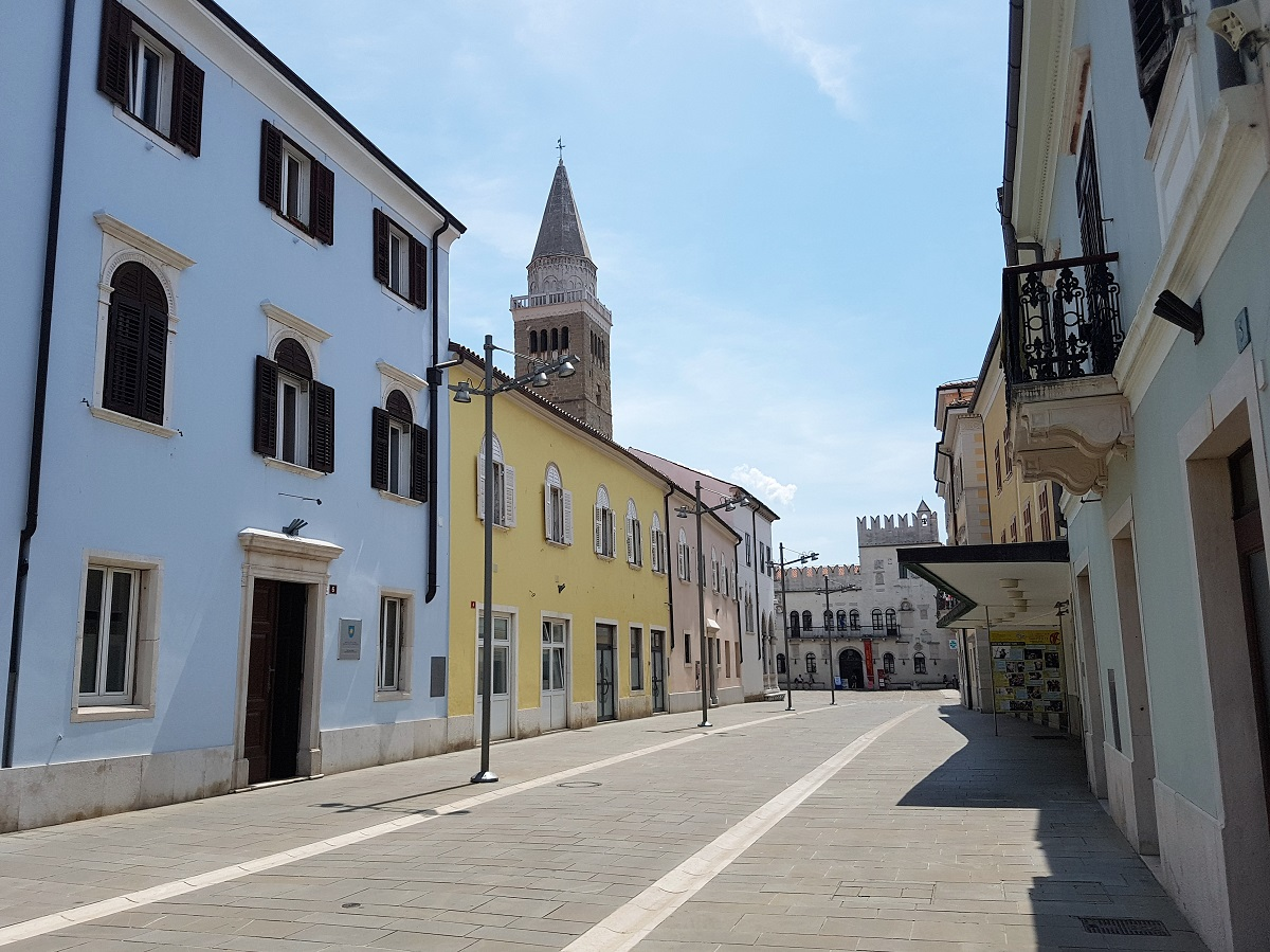 koper slovenie stedentrip