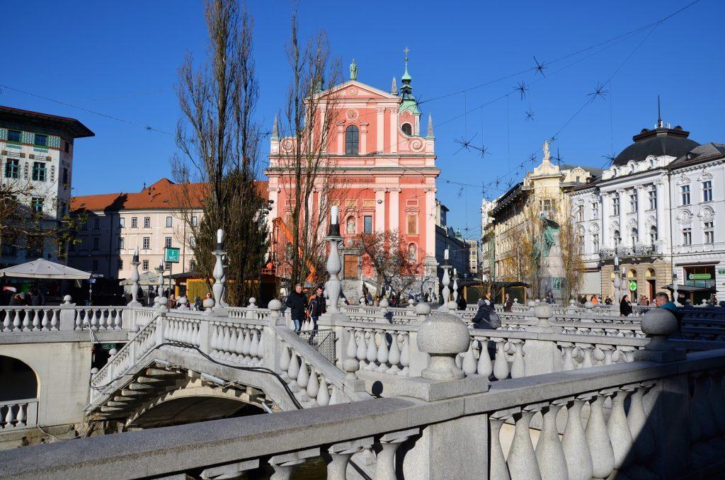 ljubljana brug slovenie