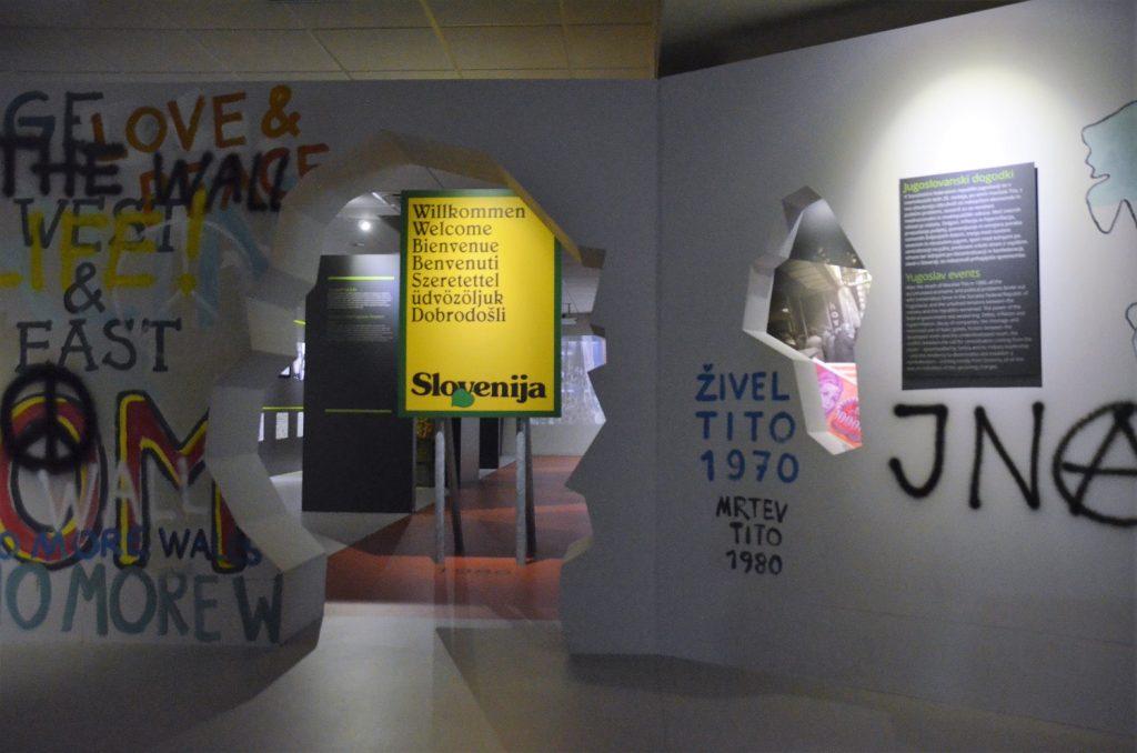 park militaire geschiedenis museum slovenie