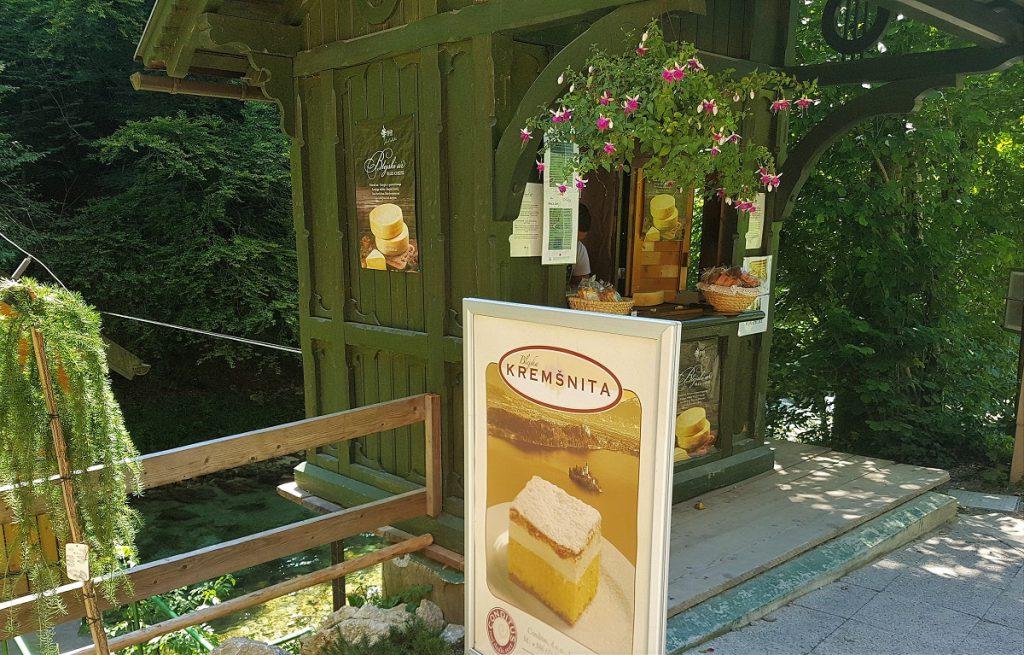 kremsnit slovenie eten