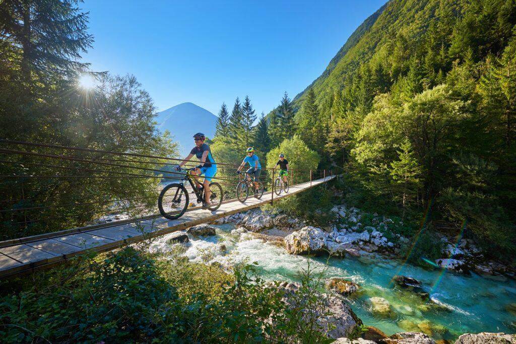 fietsen slovenie